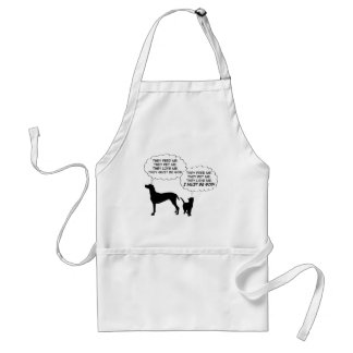 Cats & Dogs Adult Apron