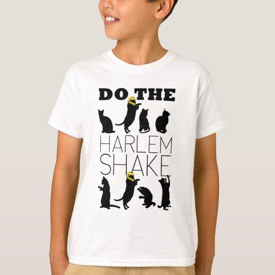 Cats doing the Harlem Shake T-Shirt