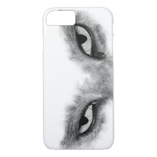 Cat's eye iPhone 8/7 case