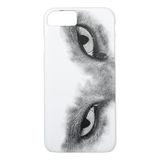 Cat's eye iPhone 8/7 case