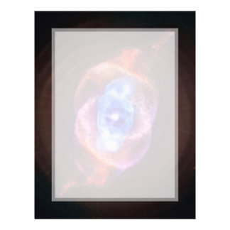 Cat's Eye Nebula Full Color Flyer