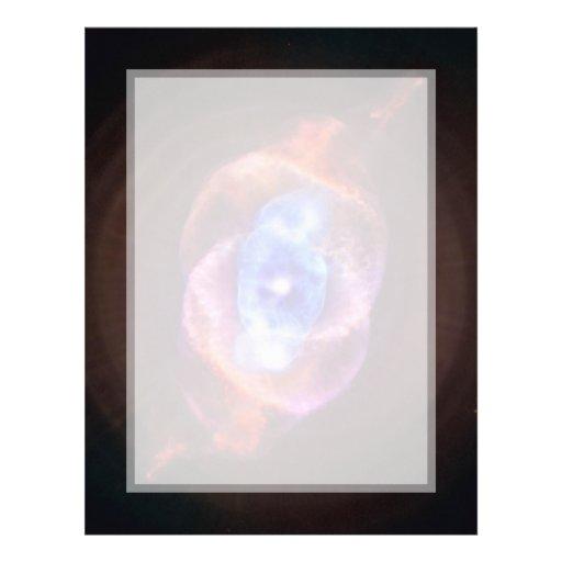 Cat's Eye Nebula Full Color Flyer