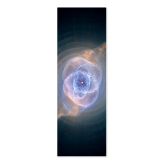 Cat's Eye Nebula Hubble NASA Business Cards
