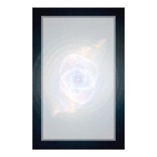 Cat's Eye Nebula Hubble NASA Flyer Design