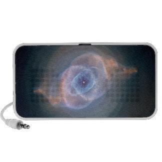 Cats Eye Nebula iPhone Speakers