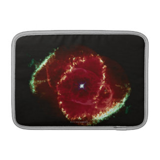 Cats Eye Nebula MacBook Air Sleeves