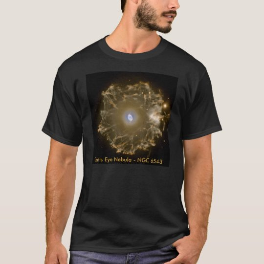 Cat's Eye Nebula T-Shirt