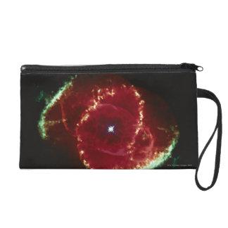 Cats Eye Nebula Wristlet
