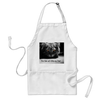 Cat's eye product standard apron