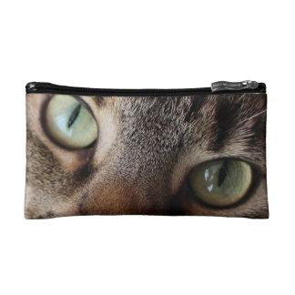Cat's Eyes Cosmetics Bags