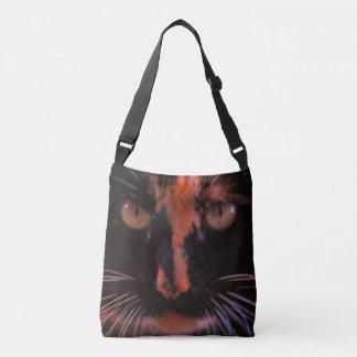 Cat's Eyes Crossbody Bag
