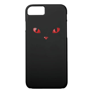 CATS EYES RED Barely There iPhone 7 Case