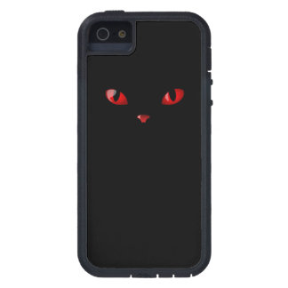CATS EYES RED Tough Xtreme iPhone 5 Case