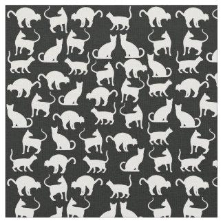 Cats Fabric