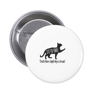 Cats For Romney 6 Cm Round Badge