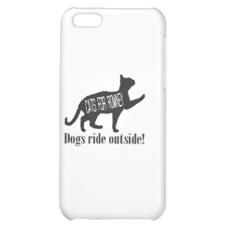 Cats For Romney iPhone 5C Covers