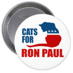 CATS FOR RON PAUL BUTTONS