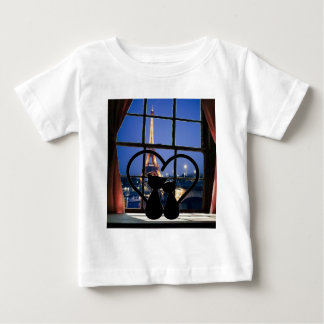 cats in   love in Paris Shirts