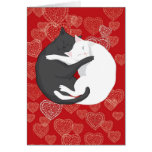 Cats in Love: Paulie & Angie (Card)
