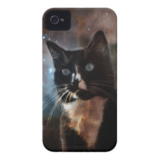 Cats in space iPhone 4 Case-Mate case