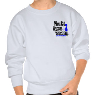 Cats leave pawprints on your heart. pullover sweatshirts