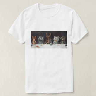 Cats, Louis Wain T-Shirt