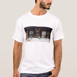 Cats, Louis Wain T-Shirt
