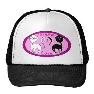 Cats Love Cap