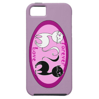 Cats Love iPhone 5 Case