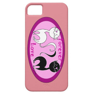 Cats Love iPhone 5 Cover