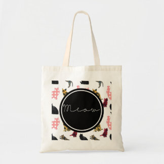 Cats Meow Tote Bags