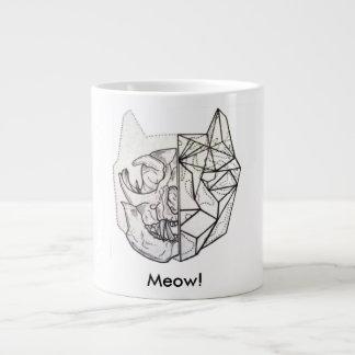 Cat's Meow Coffee Giant Coffee Mug