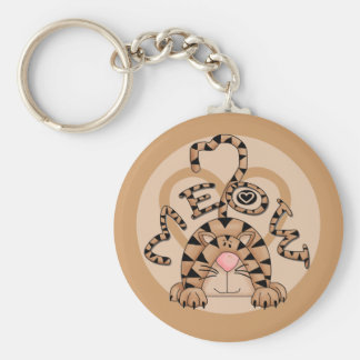 Cat's Meow Keychains