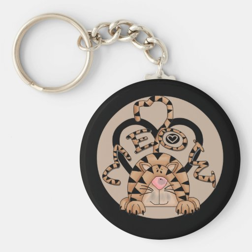Cat's Meow Key Chains