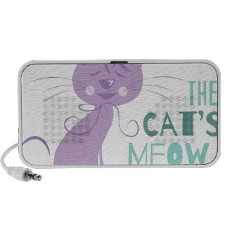 Cat's Meow Travelling Speakers