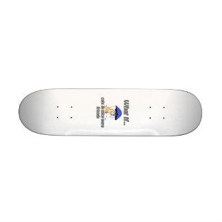 cats & mice skate board decks
