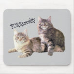 Cats Mousepad PURRsonality