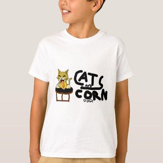 Cats n' Corn Dogs T-Shirt