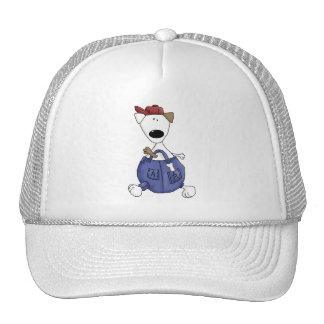 Cats 'n' Dogs · Dog in Overall Cap