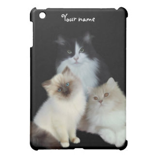 Cats Named iPad Mini Covers