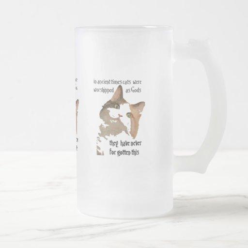Cats Never Forget Mug