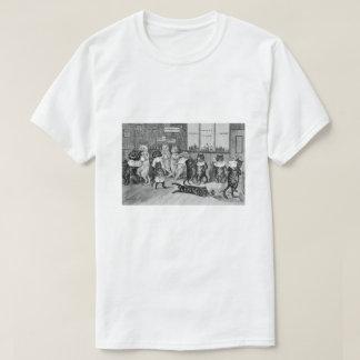 Cats of Barber, Louis Wain T-Shirt