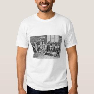 Cats of Barber, Louis Wain Tee Shirts