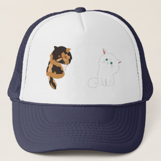 Cats on your Head Trucker Hat