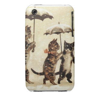 Cats parade iPhone 3 covers