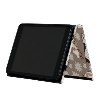 cats patterns iPad mini cases