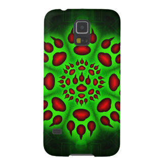 Cats Paw Circle Samsun Galaxy case Galaxy S5 Cover