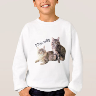 CATS Purrsonality Kids Sweatshirt