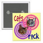 Cat's Rock Badge