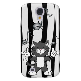 Cats Rock iPhone 3 Speck Case Samsung Galaxy S4 Covers